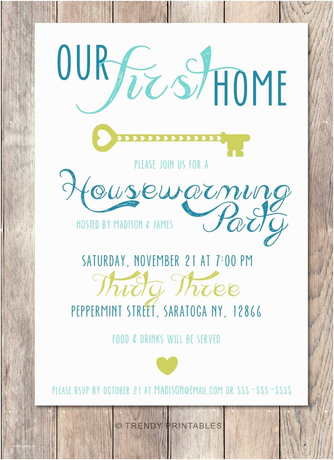 Housewarming Party Invitation Template Housewarming Party Invitation Housewarming Invitation