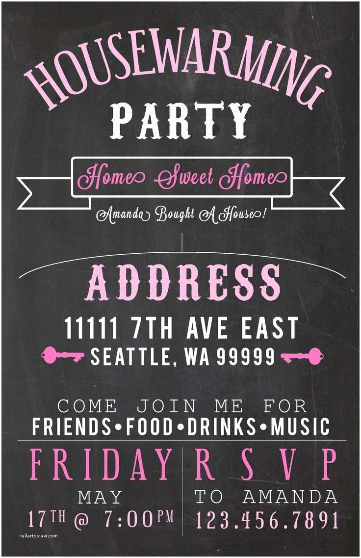 how to select the housewarming party invitations free