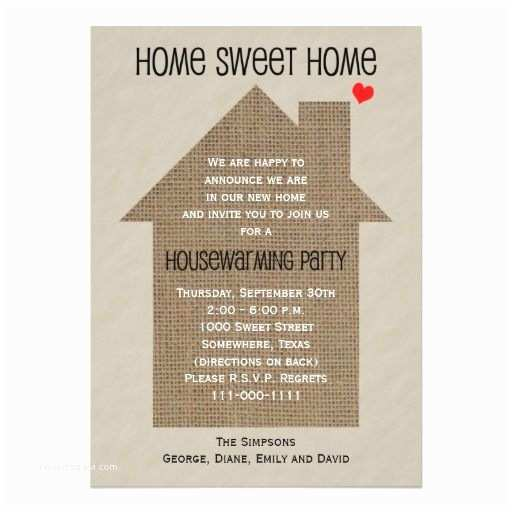 Housewarming Party Invitations Housewarming Party Invitation House & Home