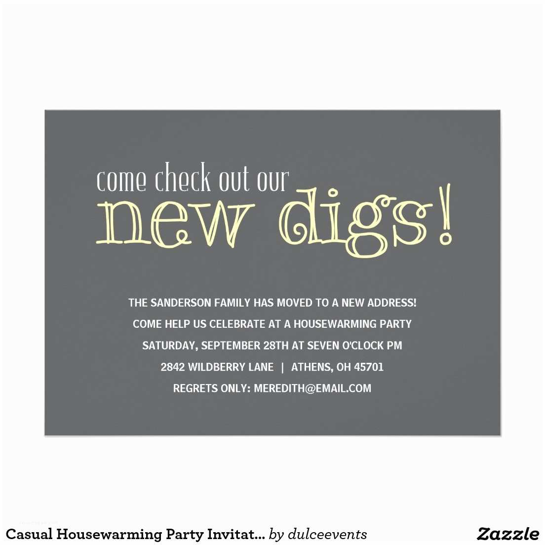 Housewarming Party Invites Create Easy Housewarming Party Invitation Wording