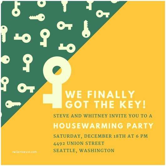 Housewarming Party Invites Customize 39 Housewarming Invitation Templates Online Canva