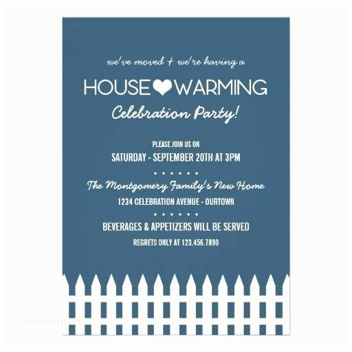 Housewarming Party Invites Invitations