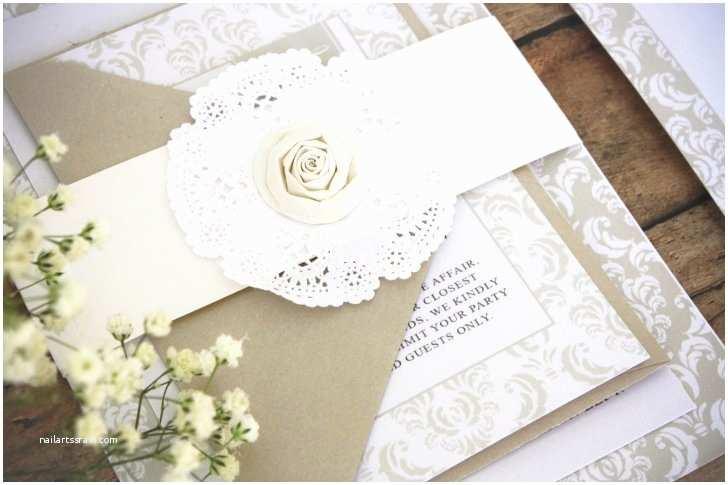 How Do I Print My Own Wedding Invitations Create Wedding Cards How to Make Your Own Invitations A