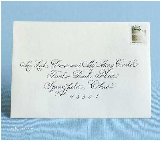 How to Address Wedding Invitations 25 Best Ideas About Addressing Wedding Envelopes On