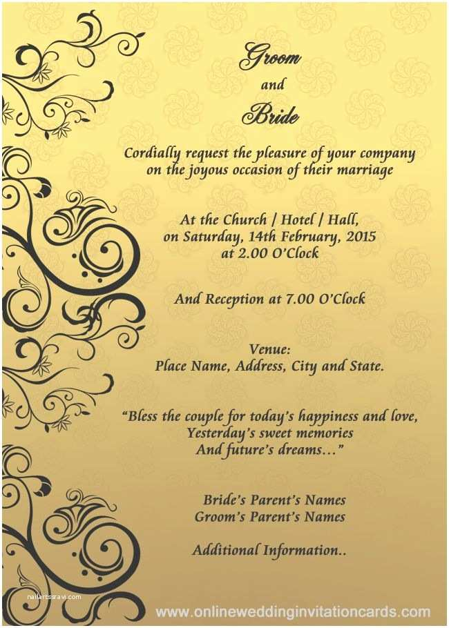How to Create Indian Wedding Invitation Card Online for Free 25 Best Ideas About Wedding Invitation Cards On Pinterest