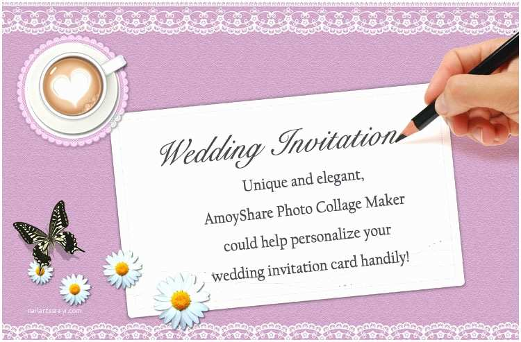 How to Create Indian Wedding Invitation Card Online for Free How to Create Wedding Invitation Card with Amoyshare Pcm