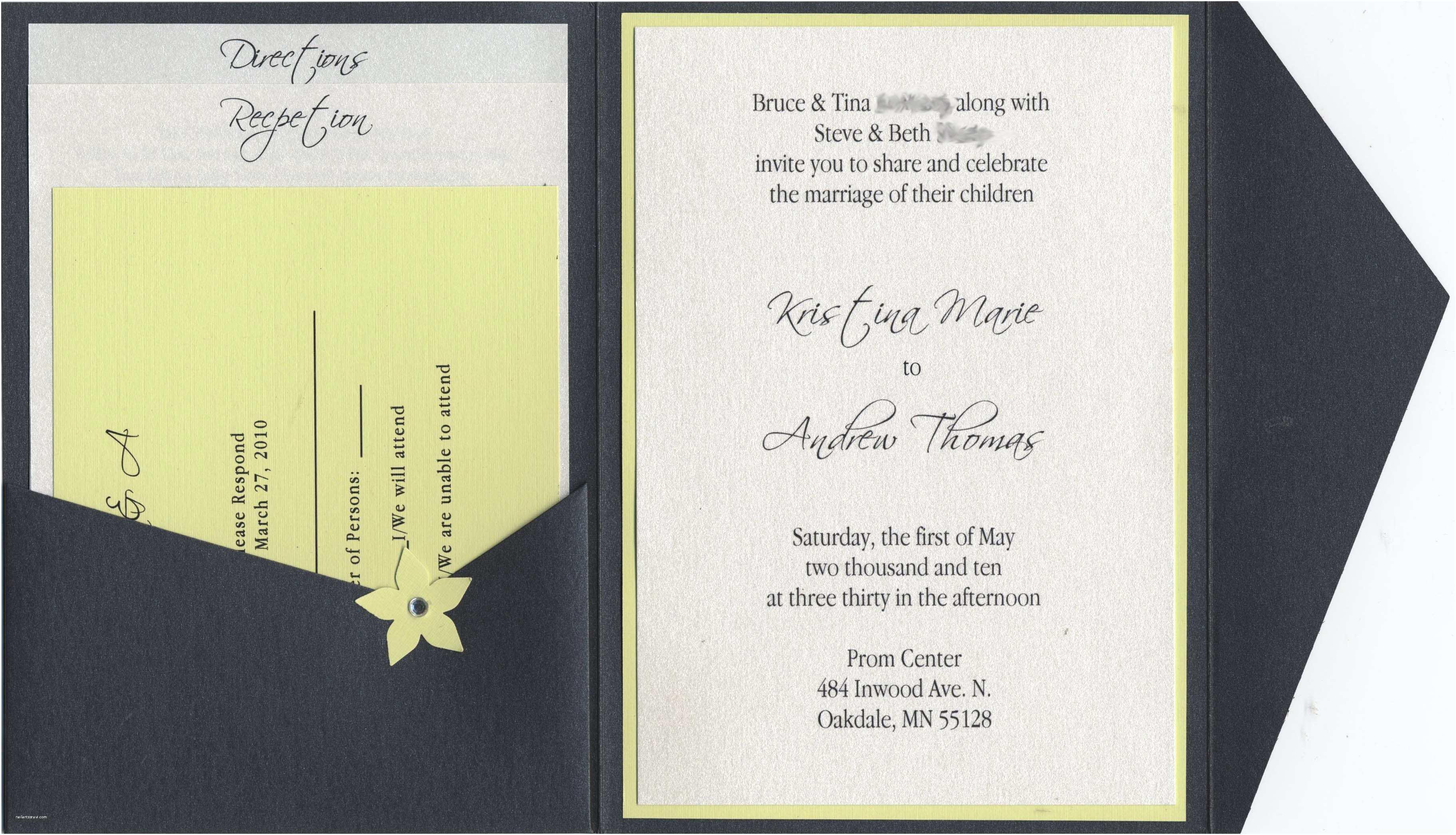 How to Create Wedding Invitation Cards Ideas with How to Make Wedding Invitations at Home