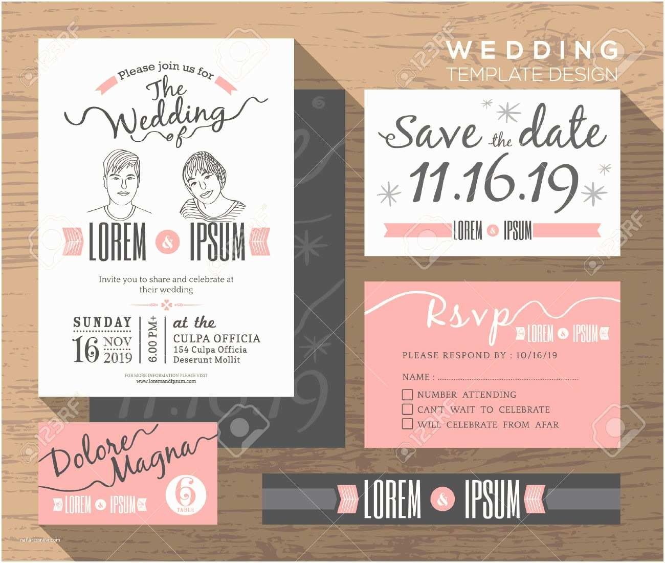How To Create Wedding Invitation Wedding Invitation