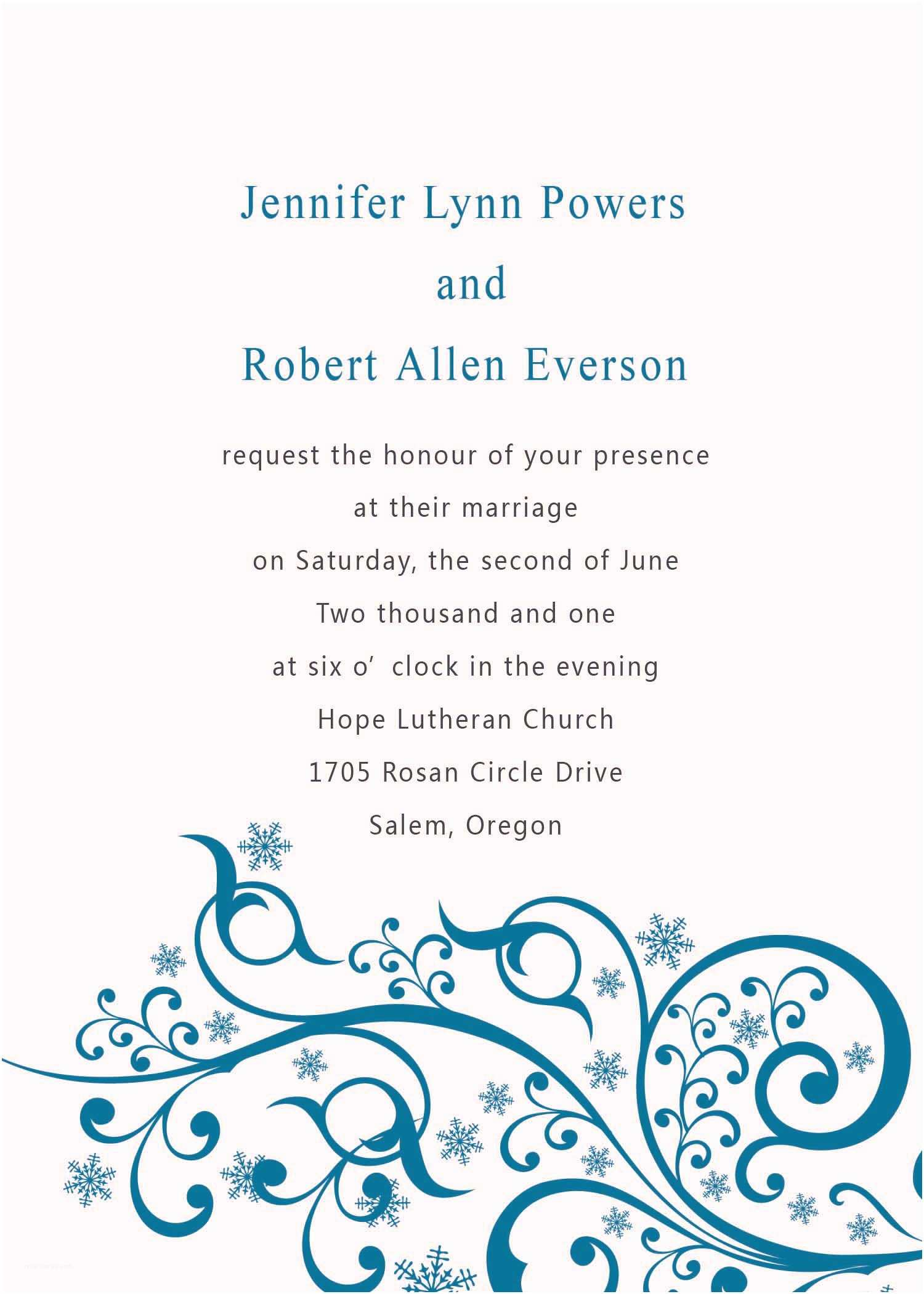 How to Design Wedding Invitations Tips Wedding Invitation Templates Word Ideas with Smart