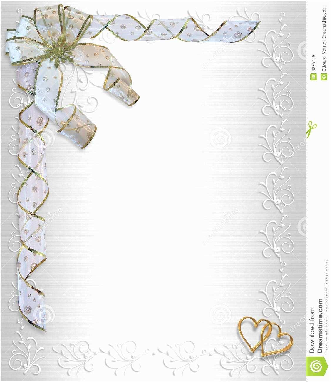 How to Design Wedding Invitations top Pilation Wedding Invitation Borders