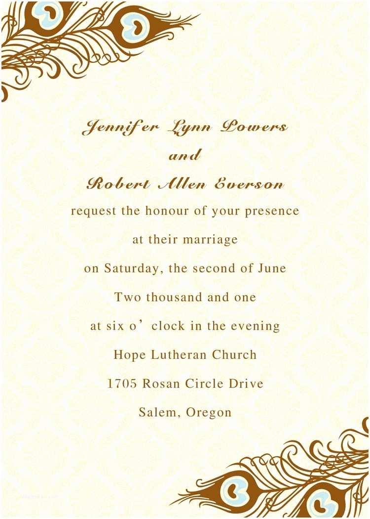 How to Design Wedding Invitations Wedding Invitation Card