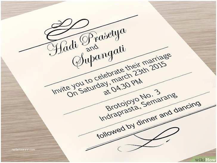 How to Do Wedding Invitations 5 formas De Imprimir Tus Propias Invitaciones De Boda