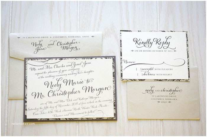 How to Fill Out A Wedding Invitation Wedding Rsvp and Reply Card Guide
