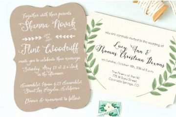 How To Invite For Wedding Wedding Invitation Examples Gangcraft