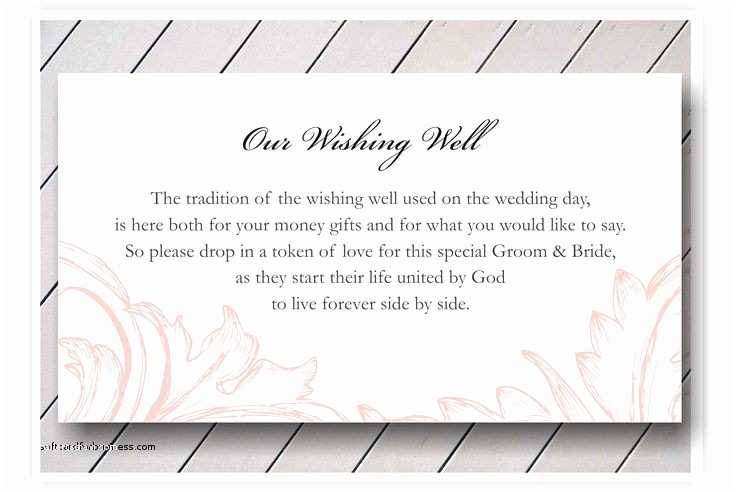How to Invite for Wedding Wedding Invitation Luxury How to ask for Money A