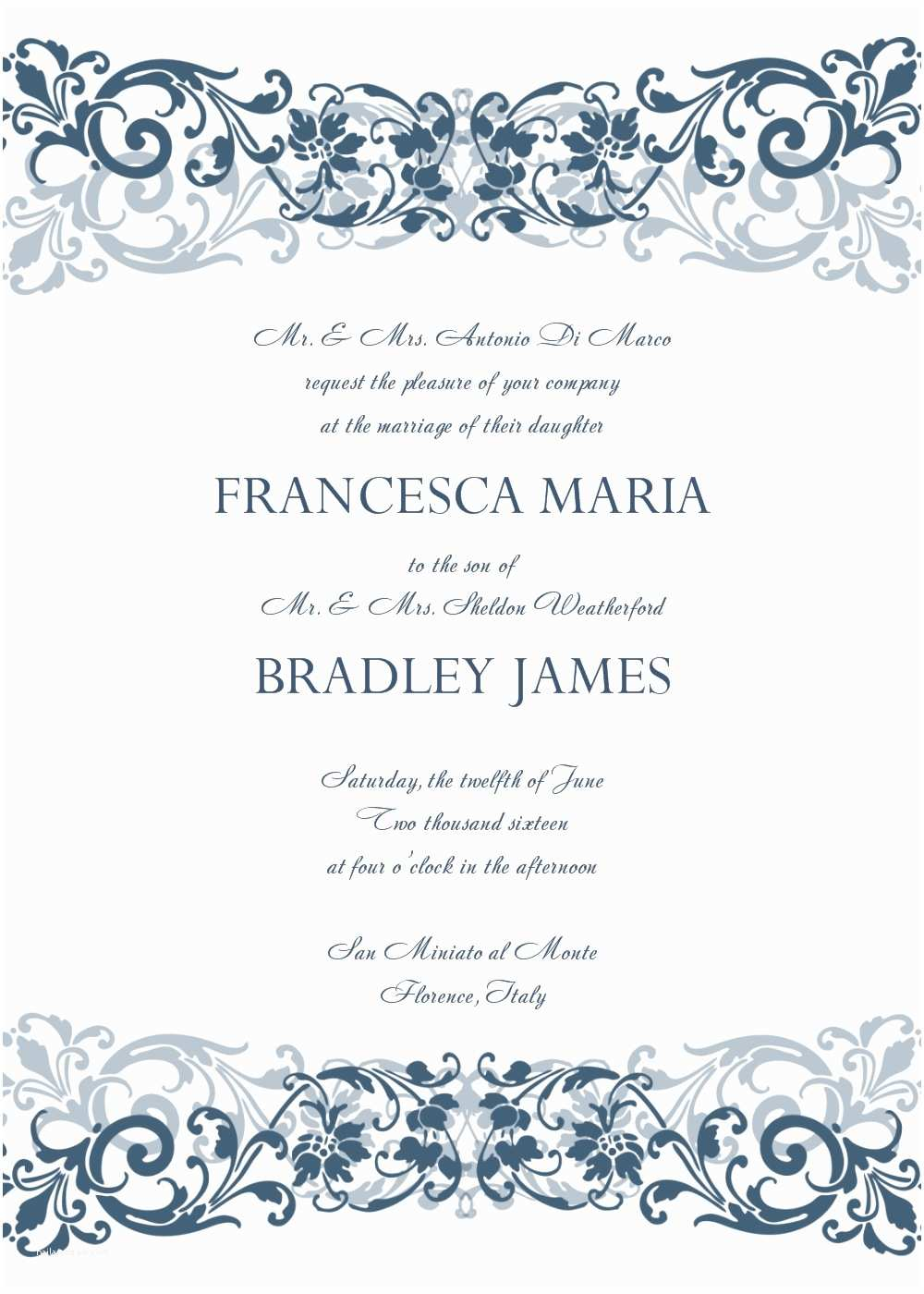 How to Make Own Wedding Invitations How to Make Your Own Wedding Invitations Template Resume