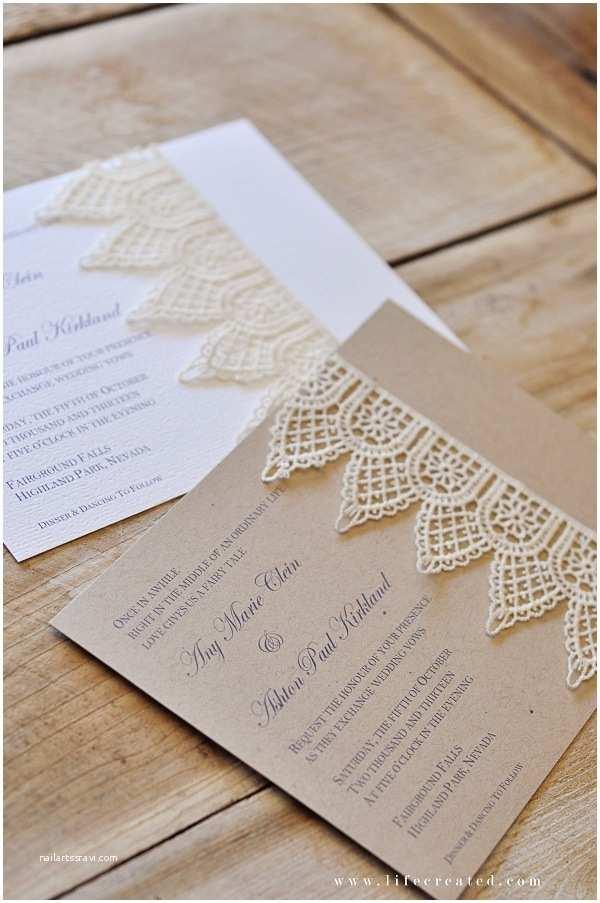 How to Make Wedding Invitations Craftaholics Anonymous