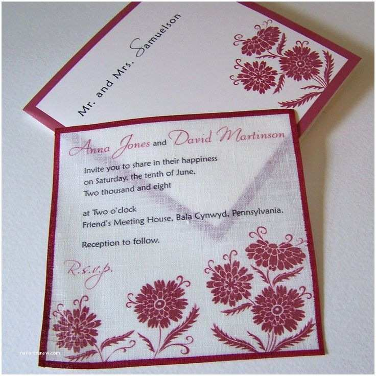 How to Make Your Wedding Invitations at Home 17 Best Ideas About Unusual Wedding Invitations On