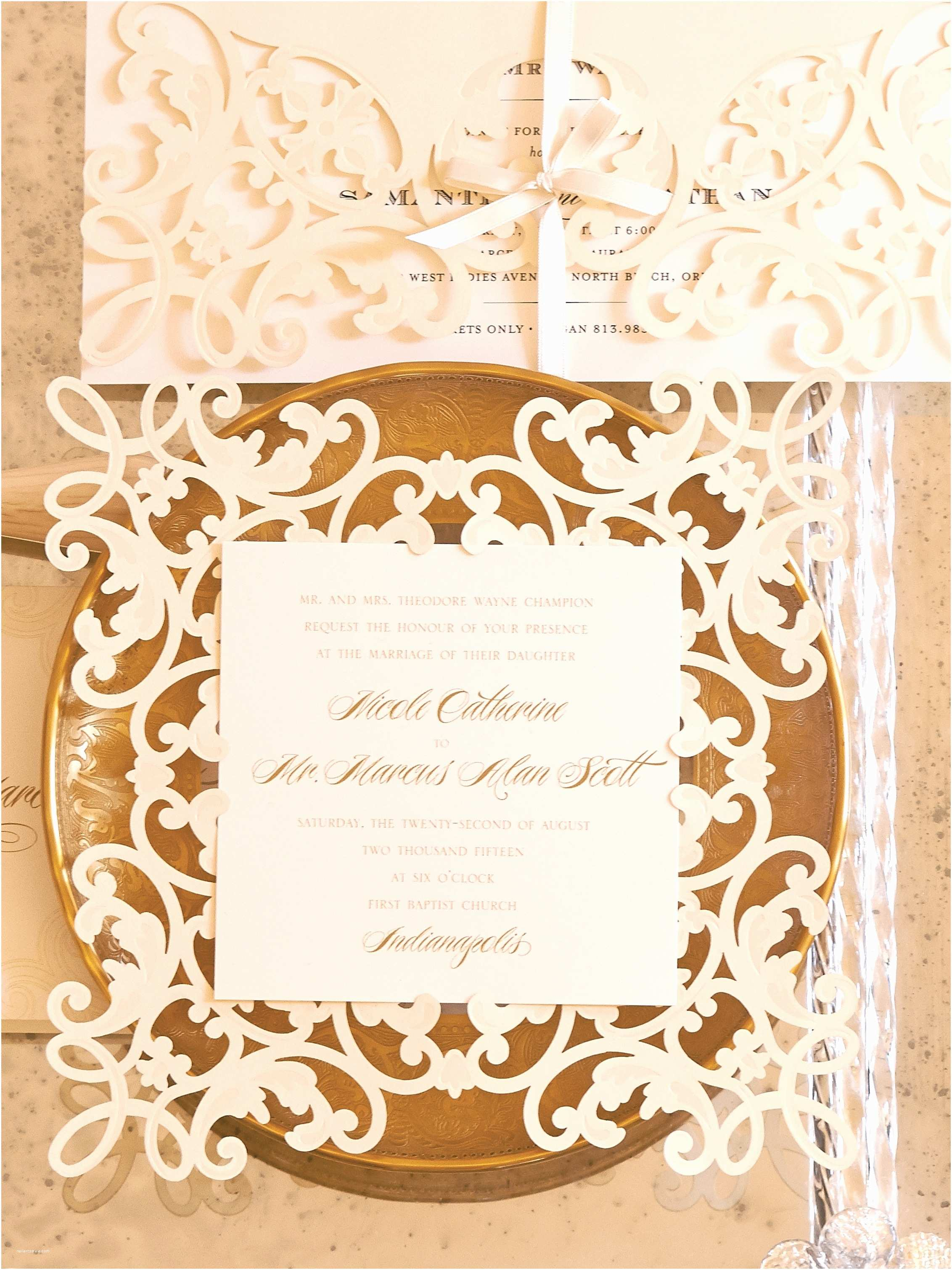 How to Make Your Wedding Invitations at Home Cricut Wedding Invitations Awesome Make Your Own Wedding