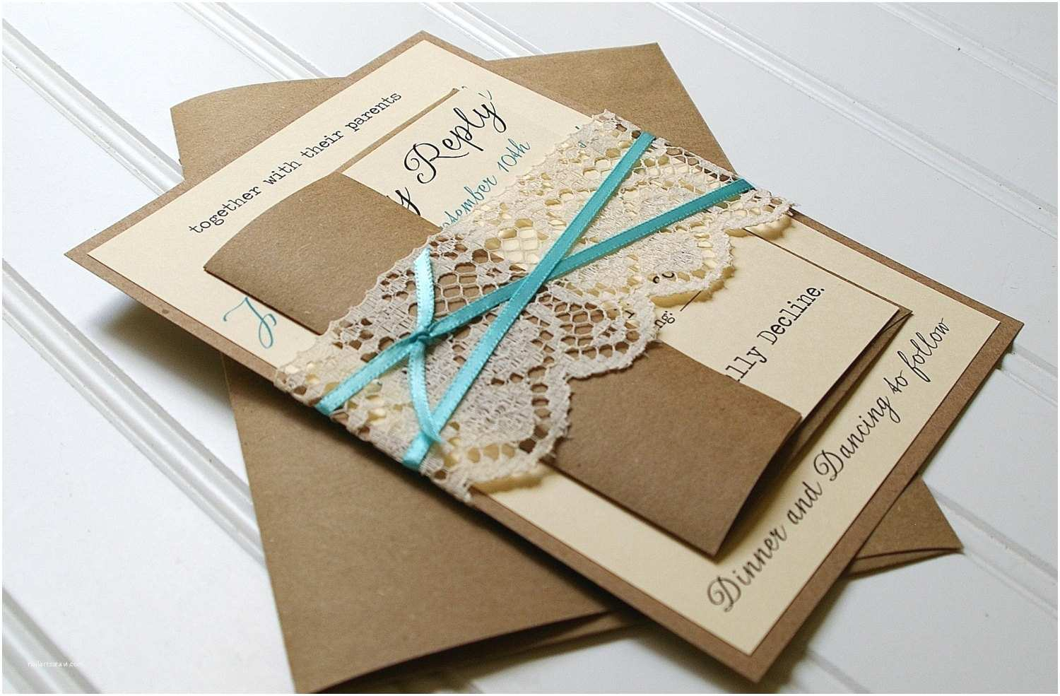How to Make Your Wedding Invitations at Home Custom Make Your Own Wedding Invitations Line Free