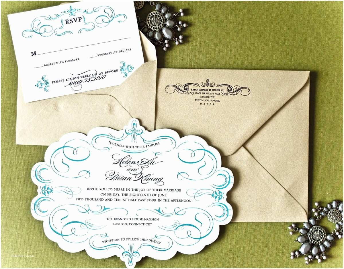 How to Make Your Wedding Invitations at Home Design Your Own Wedding Invitations