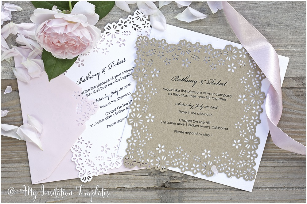 How to Make Your Wedding Invitations at Home How to Make Wedding Invitations at Home Step by Step