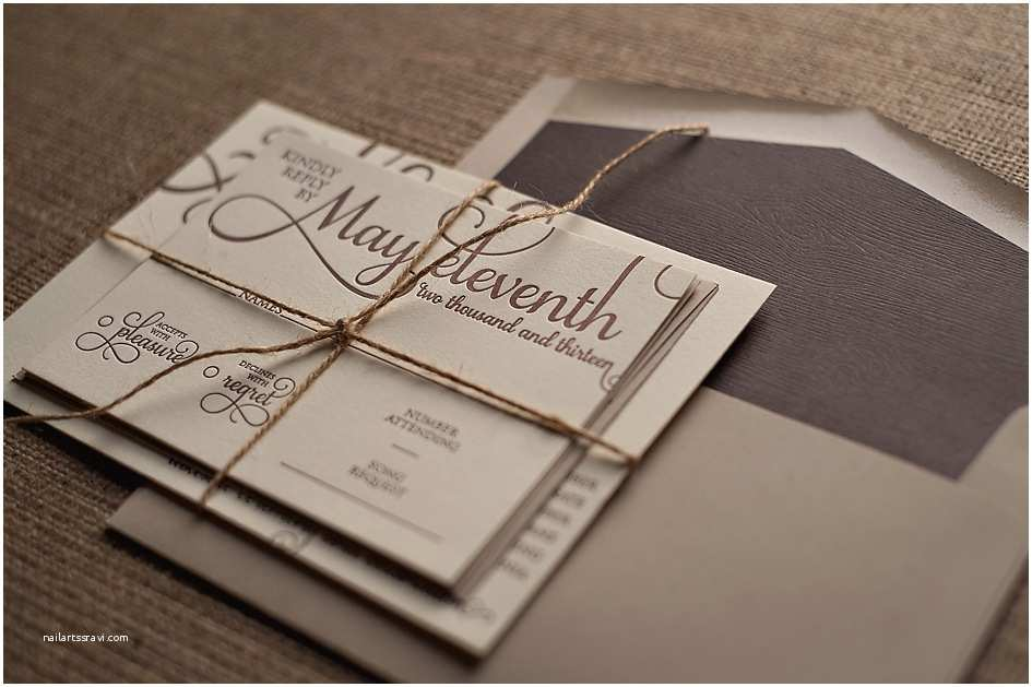 How to Package Wedding Invitations Real Wedding ashleigh and Carter