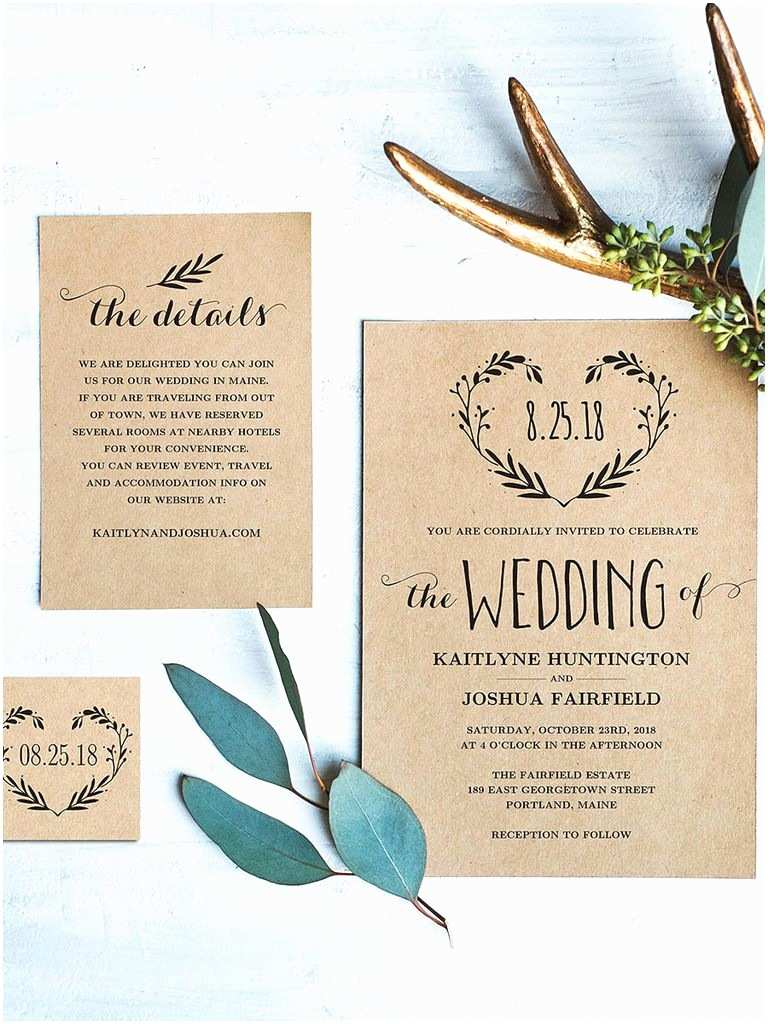 How to Print Out Wedding Invitations 16 Printable Wedding Invitation Templates You Can Diy