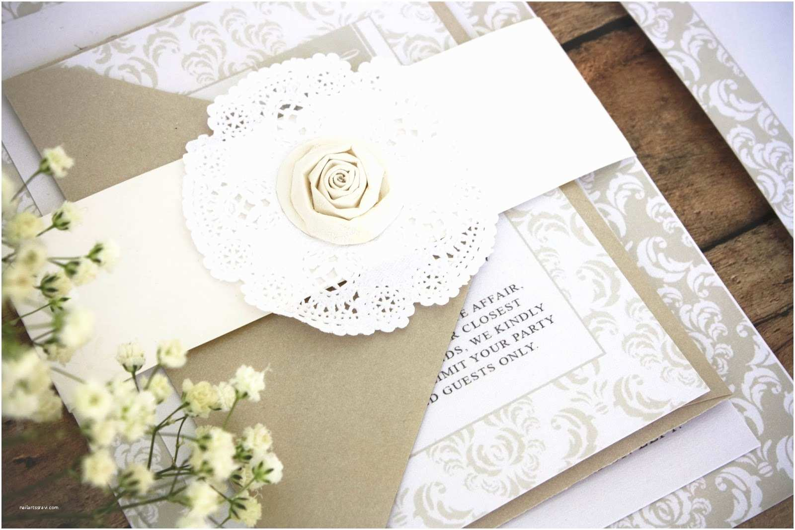 How to Print Your Own Wedding Invitations Design Your Own Wedding Invitation