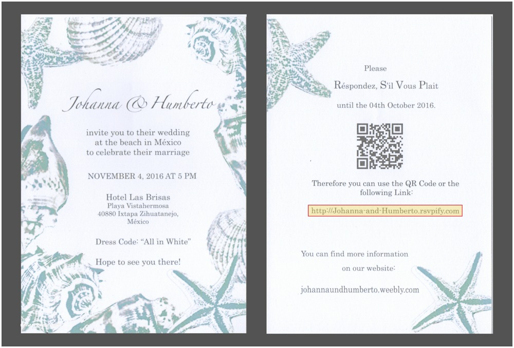 How to Rsvp for Wedding Invitation Line Rsvps for Your Wedding or event Free Rsvpify