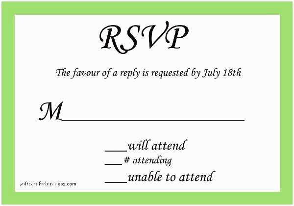 How to Rsvp for Wedding Invitation Sample Rsvp Cards Wedding Invitation How to Fill Out A