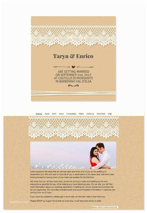 How to Send Wedding Invitations by Email Unique Wedding Invitations Email – Wedding Invitation Design
