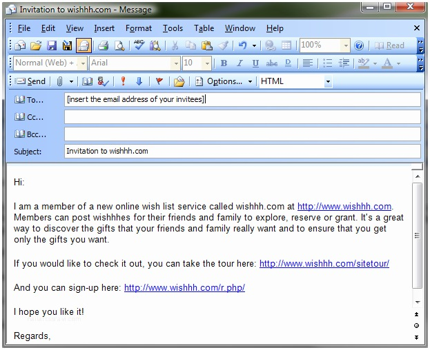 How to Send Wedding Invitations by Email Writing for Munication 1 Unit 9 Invitation