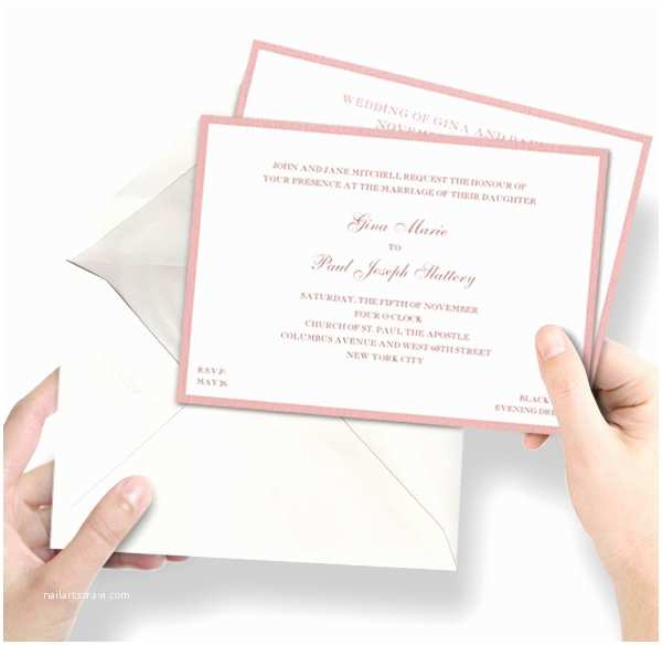 How to Send Wedding Invitations Line Invitations and Cards with Guest Management and