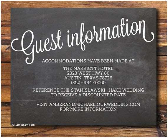 How to Word Hotel Accommodations for Wedding Invitations 12 Amazing Wedding Invitation Wording Templates and