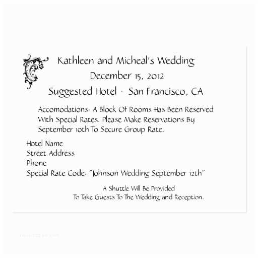 How to Word Hotel Accommodations for Wedding Invitations Wedding Invitation Wording Wedding Invitation Wording