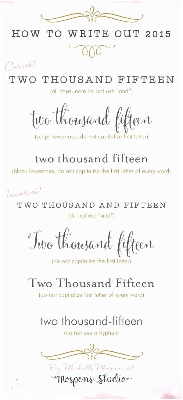 How to Write A Wedding Invitation How to Write Out 2015