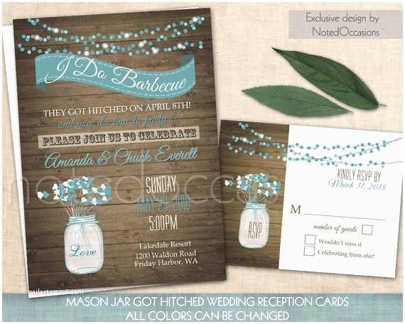 I Do Bbq Wedding Invitations I Do Bbq Wedding Invitation Printable Wedding Invitations