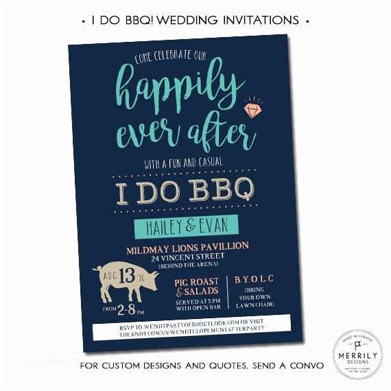 I Do Bbq Wedding Invitations top 25 Best Casual Wedding Invitations Ideas On Pinterest