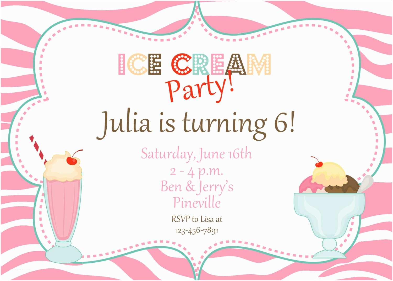 ice cream party clip art