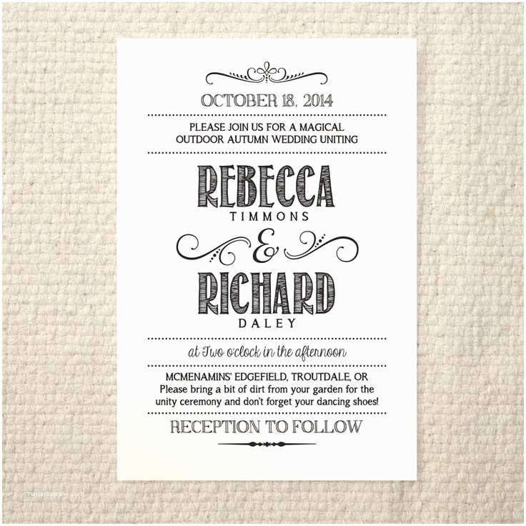 Impressive Wedding Invitations Do It Yourself Wedding Invitations Templates
