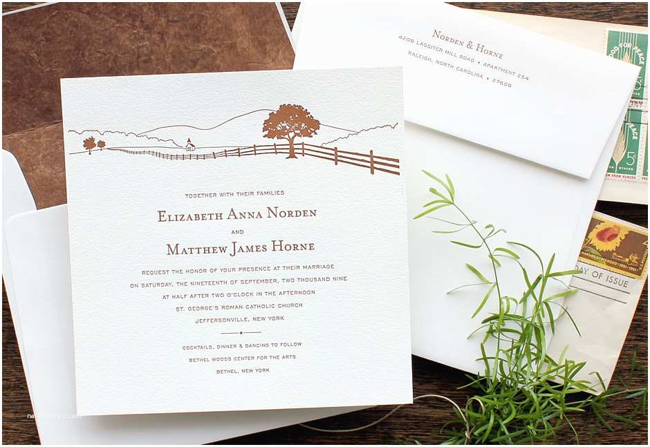 Impressive Wedding Invitations Exclusive Farm Wedding Invitations You Must See