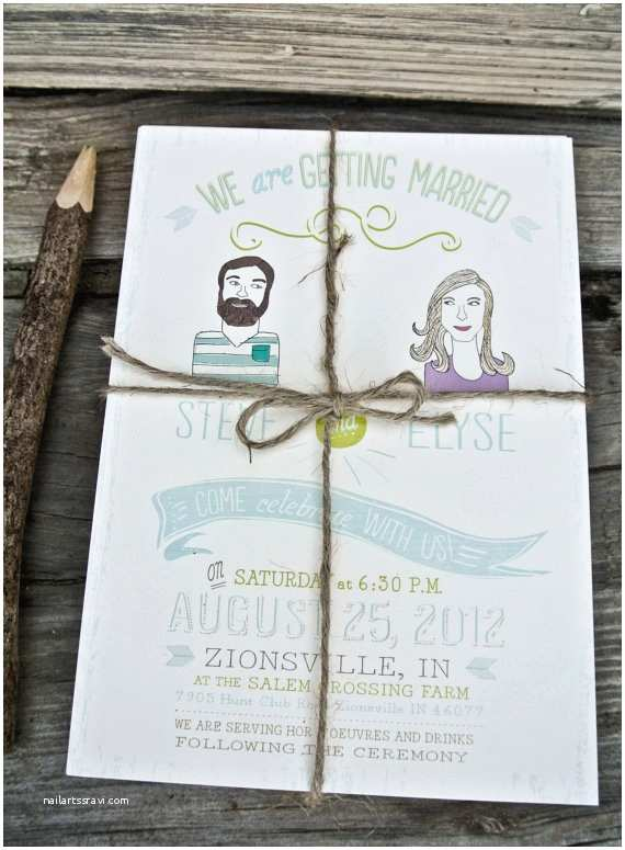 Impressive Wedding Invitations Impressive Hipster Wedding Invitations