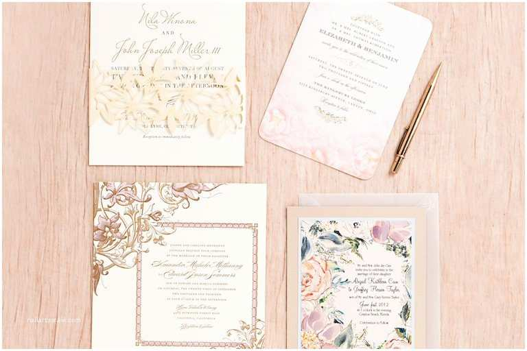 Impressive Wedding Invitations Impressive Wedding Invitation Stationery