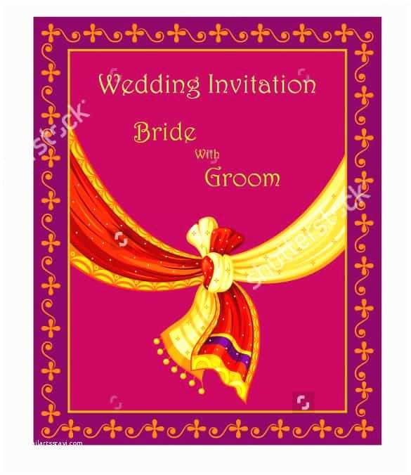 Indian Wedding Invitation Card Maker software Free Download 74 Wedding Invitation Templates Psd Ai