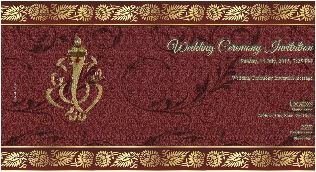 Indian Wedding Invitation Card Maker software Free Download Free Wedding India Invitation Card & Line Invitations