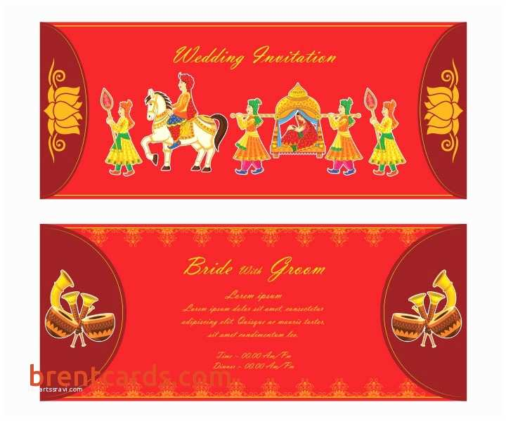 Indian Wedding Invitation Card Maker software Free Download Hindu Wedding Invitation Ppt Templates Free