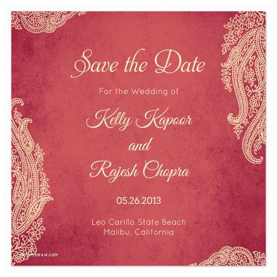 Indian Wedding Invitation Card Template Indian Mehndi Invitations & Cards On