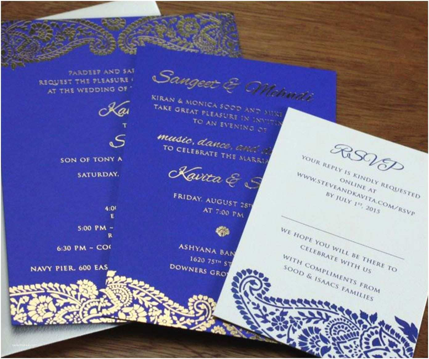 Indian Wedding Invitation Cards Indian Wedding Invitations Cards