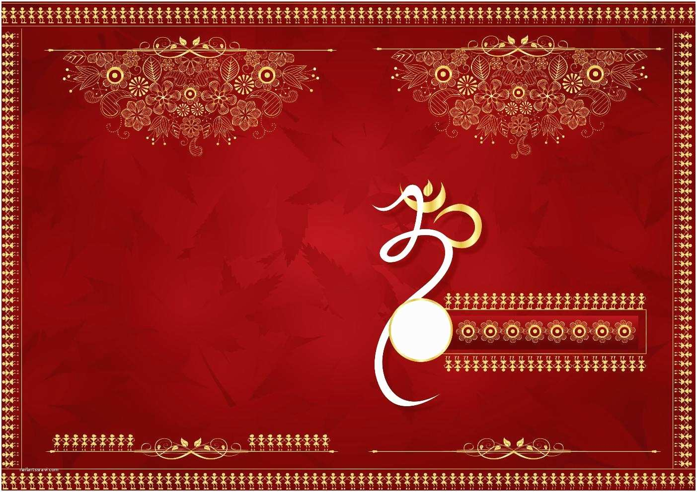 Indian Wedding Invitation Designs Free Download Cool Small Wedding Card Design Poeple Picture